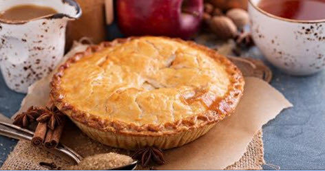 Cooking with Essential Oils: Holiday Pies