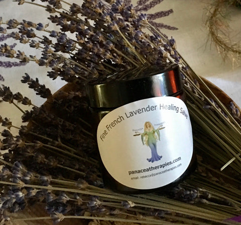 Fine French Lavender Healing Salve