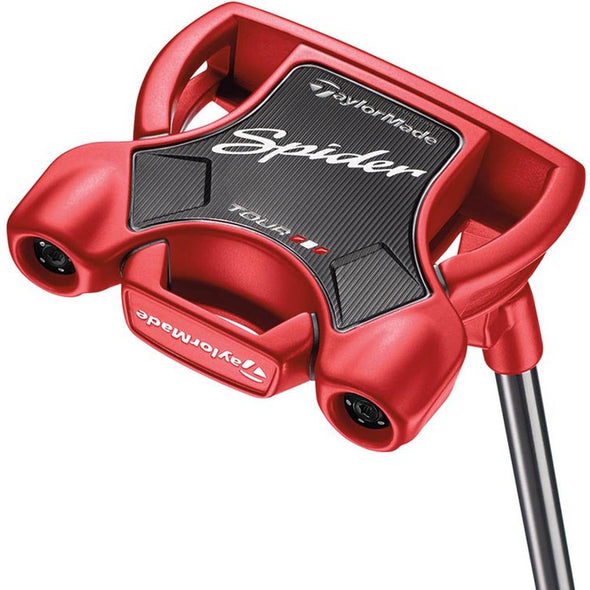 Taylormade Spider Tour Red L neck Rød