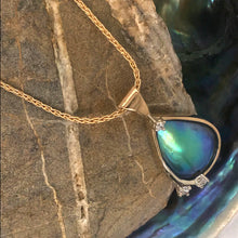 Load image into Gallery viewer, Sleek Teardrop Pendant