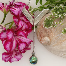 Load image into Gallery viewer, Comet Sterling Silver Pendant