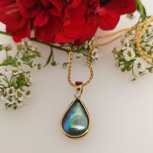 Load image into Gallery viewer, Keepsake TearDrop Pendant