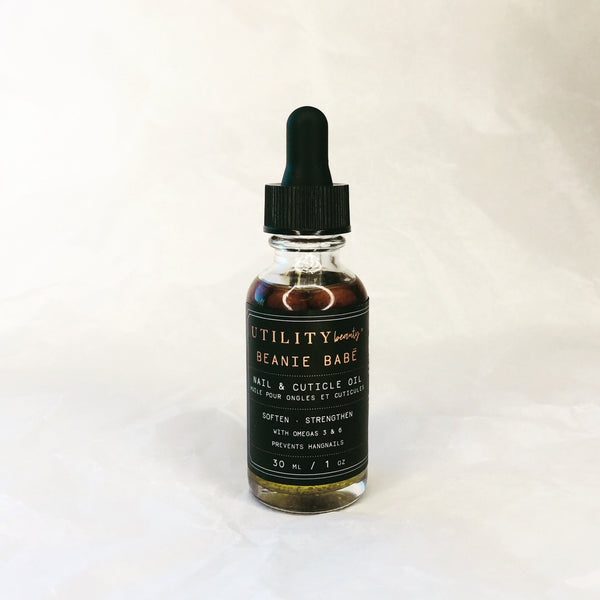 Beanie Babe Cuticle Oil