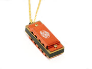4-hole Mini Harmonica Necklaces