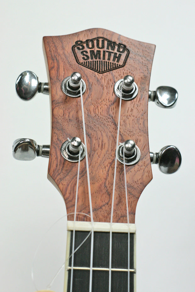 Sound Smith Palisander Ukulele - SSU-SSP - SOUND SMITH  Ukulele - Guitar Capo Ukulele - Guitar picks