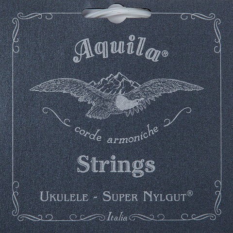 Aquila Super Nyglut - SOUND SMITH  Ukulele Strings - Guitar Capo Ukulele Strings - Guitar picks