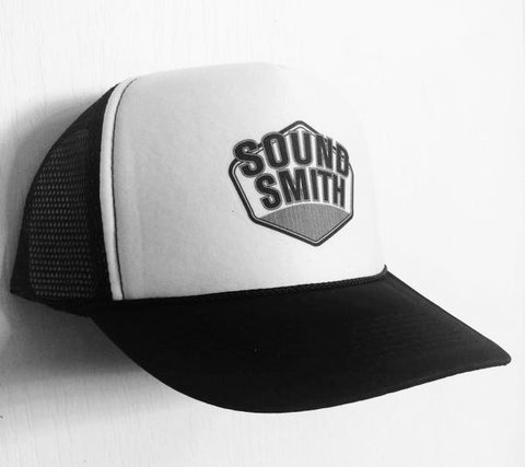 Sound Smith Snapback Hats - Otto Hats - SOUND SMITH  Hats - Guitar Capo Hats - Guitar picks