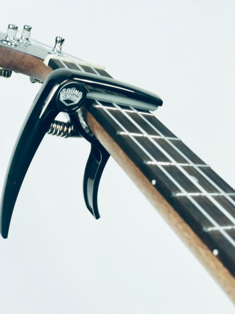 Sound Smith Ukulele Capo - SOUND SMITH  Ukulele capo - Best ukulele capo - Ukulele accessories