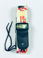 Sound Smith Hawaiian Ukulele Strap - SOUND SMITH  Ukulele Straps - uke straps - hula uke straps - ukulele accessories