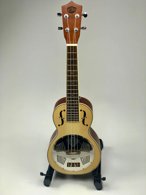 Sound Smith Resonator Ukulele - SSU-RM - SOUND SMITH  Ukulele - Resonator Ukulele - Reso Uke - Tenor Resonator Ukulele