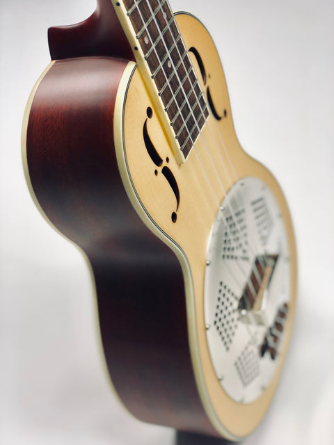 Sound Smith Resonator Ukulele - SSU-RM - SOUND SMITH  Ukulele - Resonator Ukulele - Tenor Ukulele