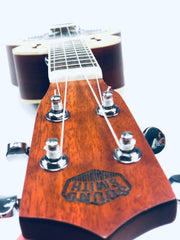 Sound Smith Resonator Ukulele - SSU-RM - SOUND SMITH  Ukulele - Guitar Capo Ukulele - Guitar picks