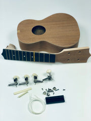 Sound Smith Do it Yourself (DIY) Ukulele Kit - SOUND SMITH   - Soprano ukulele - concert ukulele