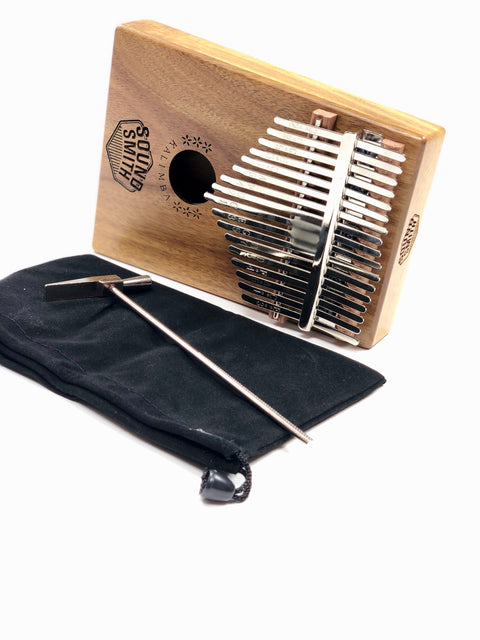 Sound Smith Koa Kalimba - SOUND SMITH   - 17 key thumb piano - solid koa kalimba