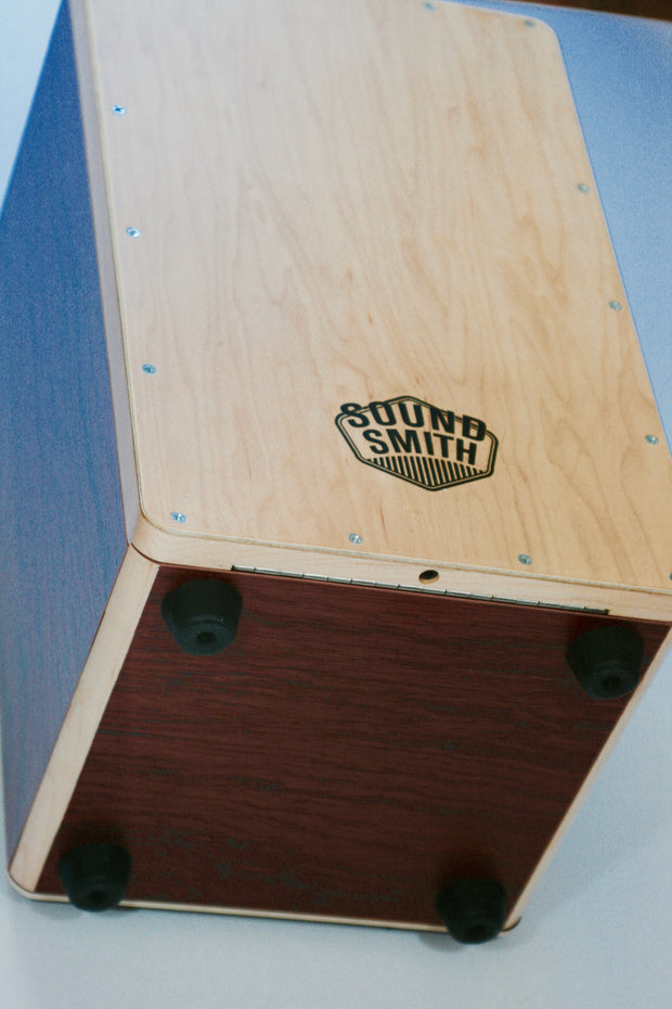 Collapsable Cajon with Backpack - SOUND SMITH  Cajon - Guitar Capo Cajon - Guitar picks