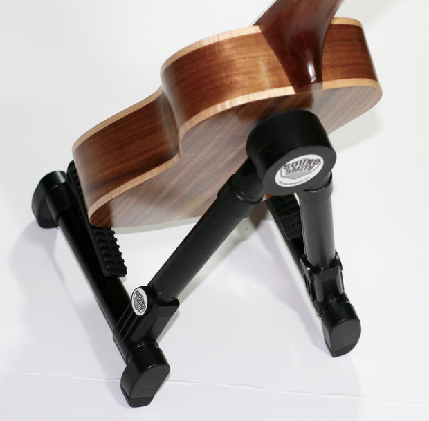 Sound Smith Foldable Instrument Stand - SOUND SMITH  Guitar stand - Guitar Capo Guitar stand - Guitar picks