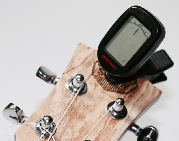 Sound Smith Instrument Tuner - SOUND SMITH  Instrument Tuner - Guitar Capo Instrument Tuner - Guitar accessories - Ukulele accessores