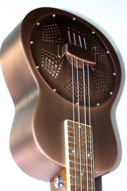 Brass Body Concert Resonator - SSU-RB - SOUND SMITH  Ukulele - Guitar Capo Ukulele - Guitar picks