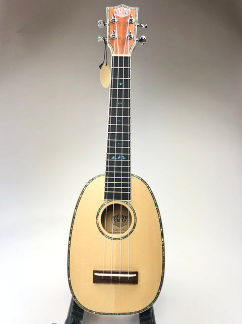 long neck soprano ukulele