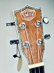 Sound Smith Electric Guitar - SSG0BM-01 - SOUND SMITH  Electric Guitar - Guitar Capo Electric Guitar - Guitar picks