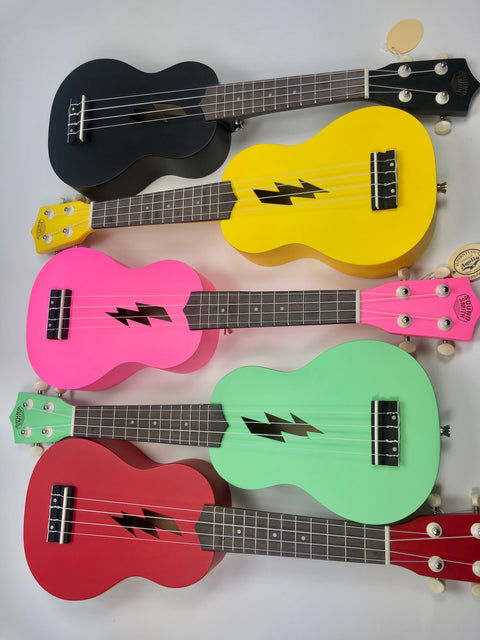 NEW! Sound Smith Limited Edition Super J-Bolt Soprano Ukulele