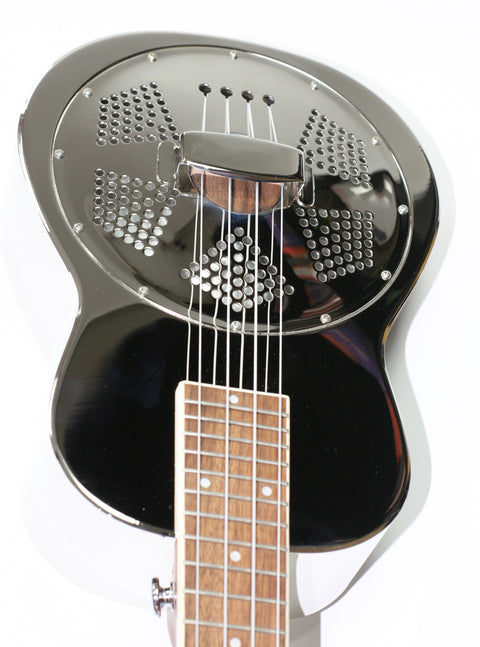 Sound Smith Brass Body Concert Resonator Ukulele - SSU-RB - SOUND SMITH  Ukulele - Guitar Capo Ukulele - Guitar picks