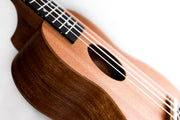 Sapele Ukulele - SMS/C - SOUND SMITH  Ukulele - Guitar Capo Ukulele - Guitar picks