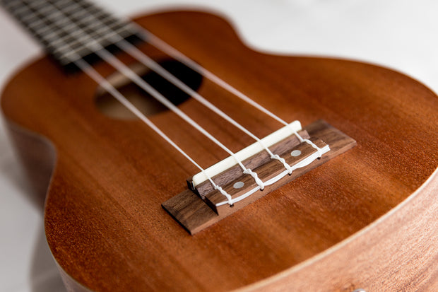 Sapele Ukulele - SMS/C/T - SOUND SMITH  Ukulele - Guitar Capo Ukulele - Guitar picks