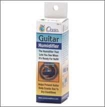 Oasis Guitar Humidifier OH-1 - SOUND SMITH  Humidifier - Guitar Capo Humidifier - Guitar picks