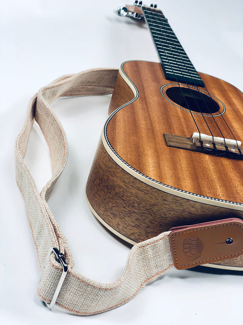 Sound Smith Ukulele Straps - SOUND SMITH  Ukulele Straps - Guitar Capo Ukulele Straps - Comfortable ukulele straps - uke straps - ukulele accessories