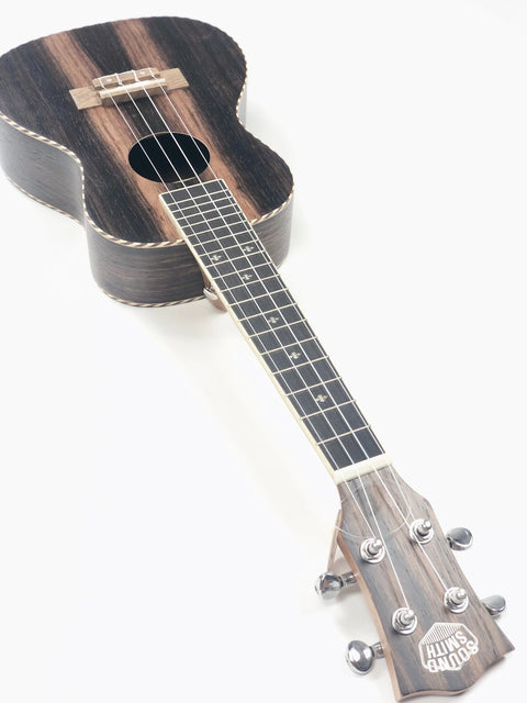 Sound Smith Ebony Ukulele - SOUND SMITH   - Guitar Capo  - Guitar picks