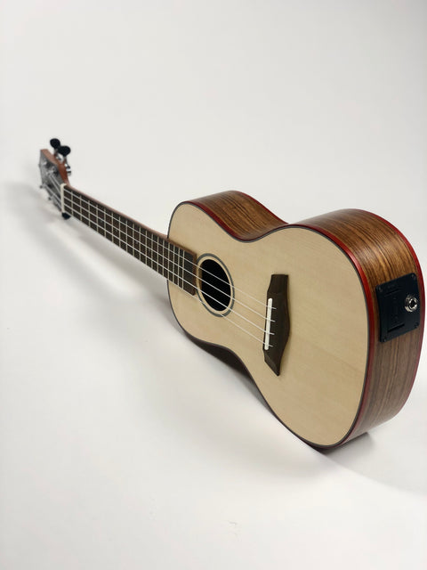 Sound Smith Acoustic Electric Spruce & Walnut Ukuleles - SW