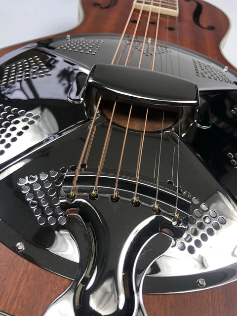 Sound Smith Resonator Parlor Guitar