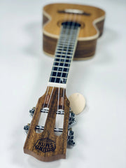 Sound Smith Solid-body Cedar/solid Hawaiian Koa Ukulele - SOUND SMITH  Ukulele - Guitar Capo Ukulele - Guitar picks