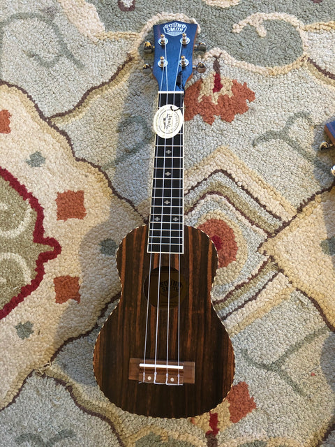 Sound Smith Ebony Ukulele