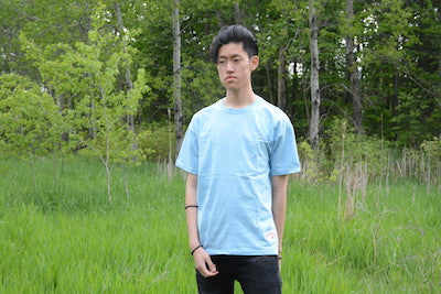Light Blue Knstruction Shirt