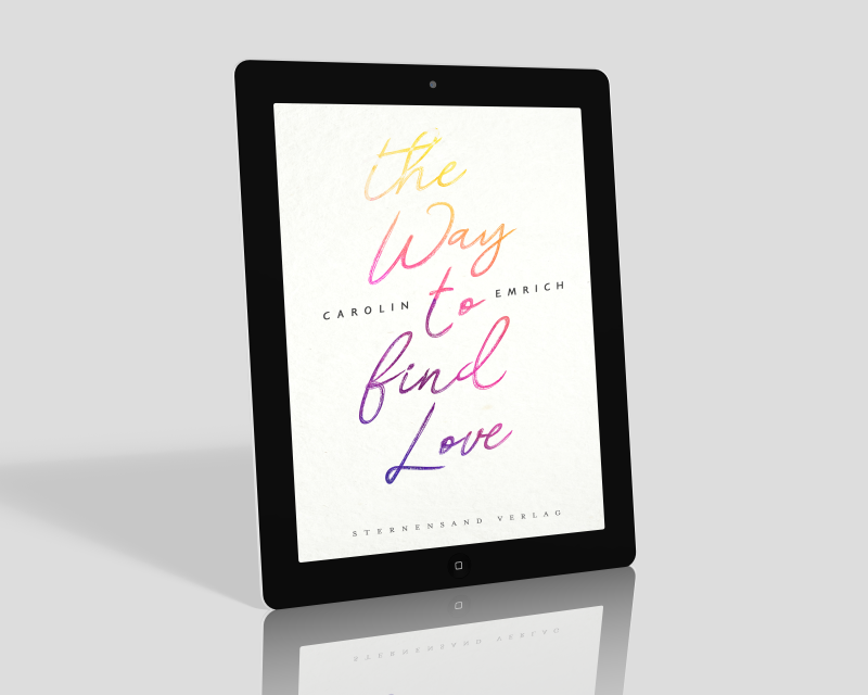 The way to find Love E-Book