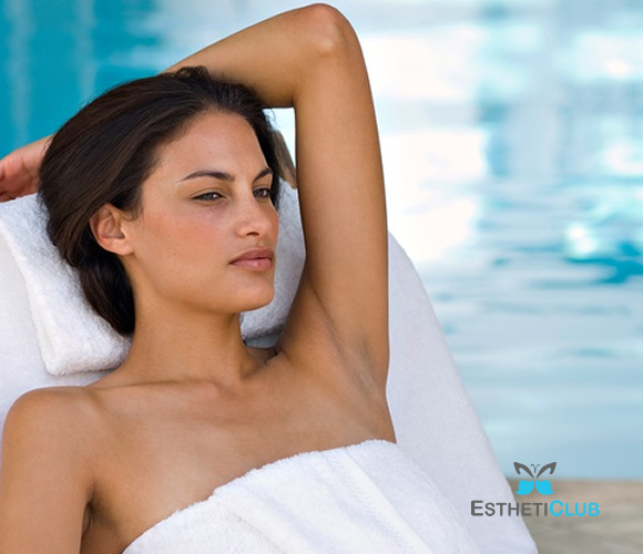 $59 for one Laser Hair Removal small area retouch