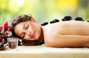 Christmas Deal: 1 Hour Hot Stone Massage