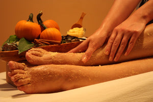 Pumpkin Latte Swedish Massage