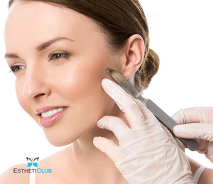 $150 for Dermaplaning facial treatment