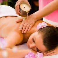 Christmas Deal: 1/2 hour Candle Massage