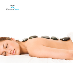 $150 for 1 Hr Hot-Stone Massage