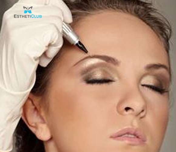 $299 for Eyebrows Permanent Make-up