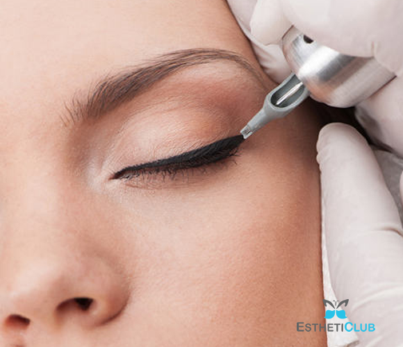 $199 for Permanent Makeup for one side eyeliner (upper or lower eyeliner)