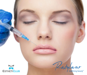 $695 for one Restylane Injections (1 syringe)