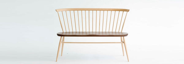 Ercol Loveseat bench