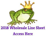 2018 Wholesale Line Sheet Access Here