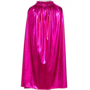 fuchsia princess cape kids