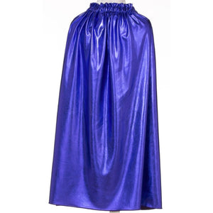 purple kids cape